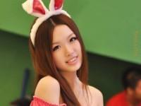 中国人のキャンギャルがエロカワセクシーでめちゃシコな件wwww