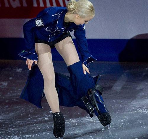 フィンランドのフィギュアスケート選手キーラ・リンダ・カトリーナ・コルピが美人すぎて抜けるwwwww 0412