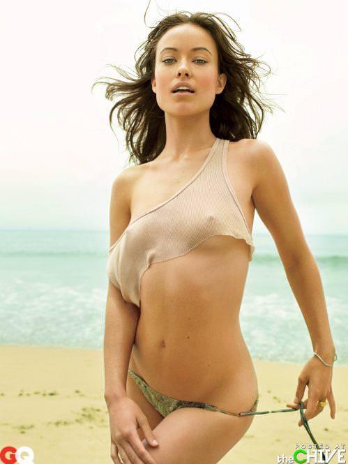 基本ノーブラがデフォの外人美女はいっつも乳首がもっこりしてる着衣おっぱいwww 1019