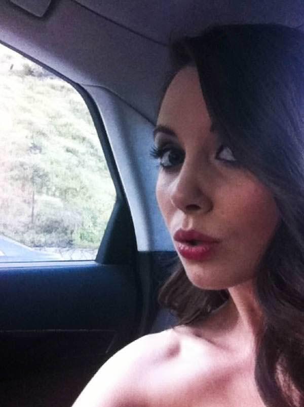 北川景子似のめちゃんこ美人なアメリカ人女優のアリソン・ブリーのセクシー画像 1244