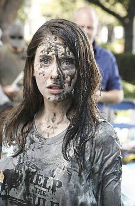 北川景子似のめちゃんこ美人なアメリカ人女優のアリソン・ブリーのセクシー画像 1253