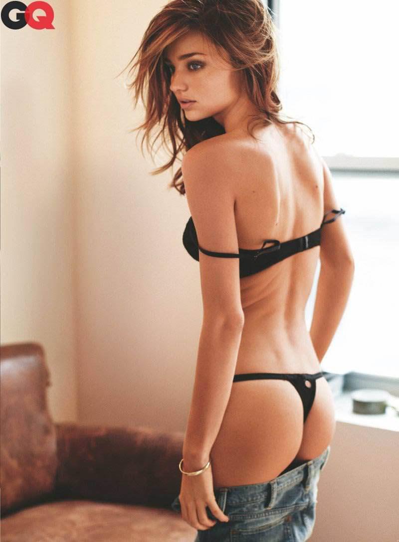 ロリフェイス激カワモデルのミランダ・カーのブラジャー姿が可愛すぎて萌えwwww 2709