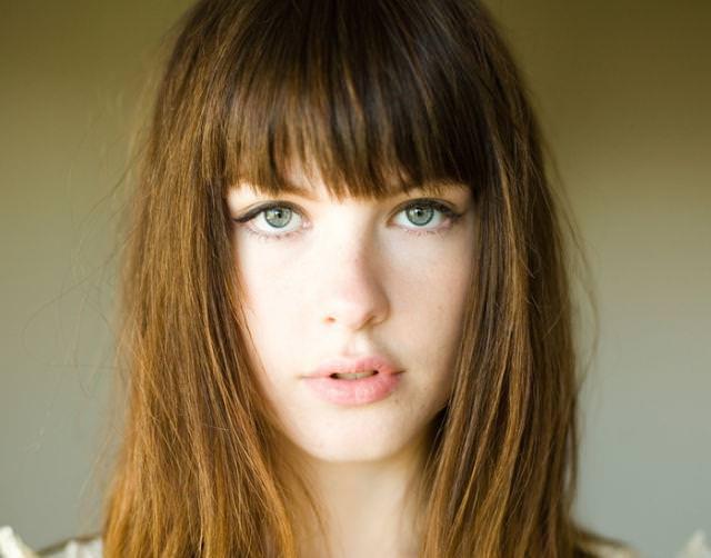 眼の色が宝石のように綺麗な色をしてる外人美人wwww 3017