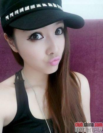中国の美人すぎるギャル女教師・朱松花の自画撮りwwwww 0238