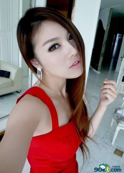 中国の美人すぎるギャル女教師・朱松花の自画撮りwwwww 0254