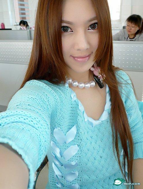 中国の美人すぎるギャル女教師・朱松花の自画撮りwwwww 0266