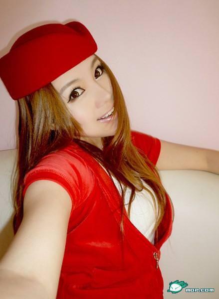中国の美人すぎるギャル女教師・朱松花の自画撮りwwwww 0268