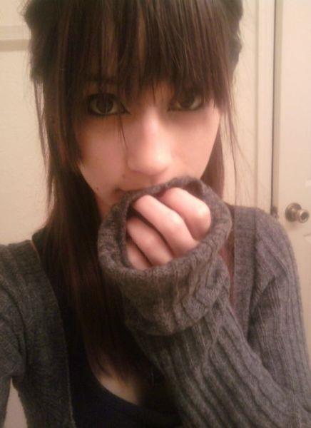 自分可愛いの分かってる自分大好き海外素人美人の自撮り画像wwwww 0310