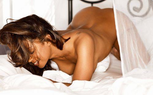 キュッと引き締まった黒人女性の体がセクシーすぎてセックスしたいwwww 0349