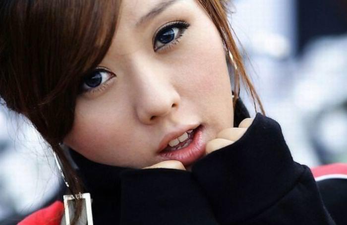 顔面ドアップ韓国整形美人たちの可愛い笑顔www 0629