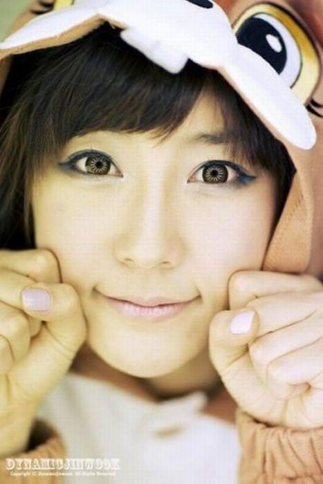 顔面ドアップ韓国整形美人たちの可愛い笑顔www 0634