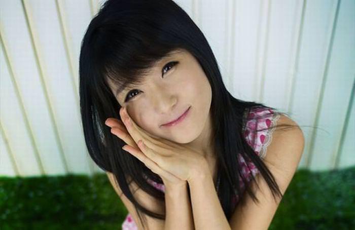 顔面ドアップ韓国整形美人たちの可愛い笑顔www 0635