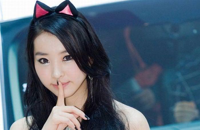 顔面ドアップ韓国整形美人たちの可愛い笑顔www 0636