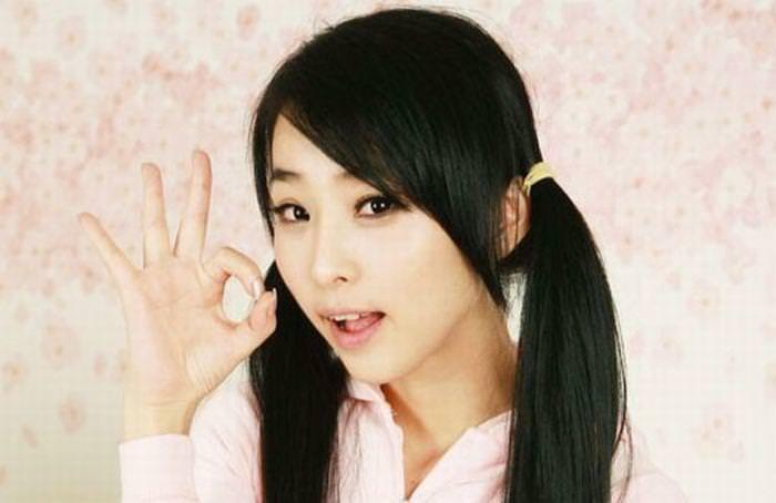 顔面ドアップ韓国整形美人たちの可愛い笑顔www 0638