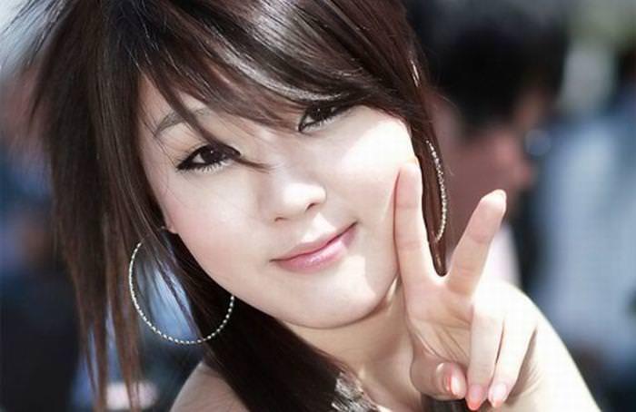 顔面ドアップ韓国整形美人たちの可愛い笑顔www 0640