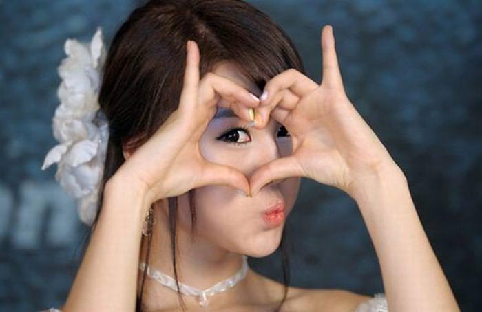 顔面ドアップ韓国整形美人たちの可愛い笑顔www 0641