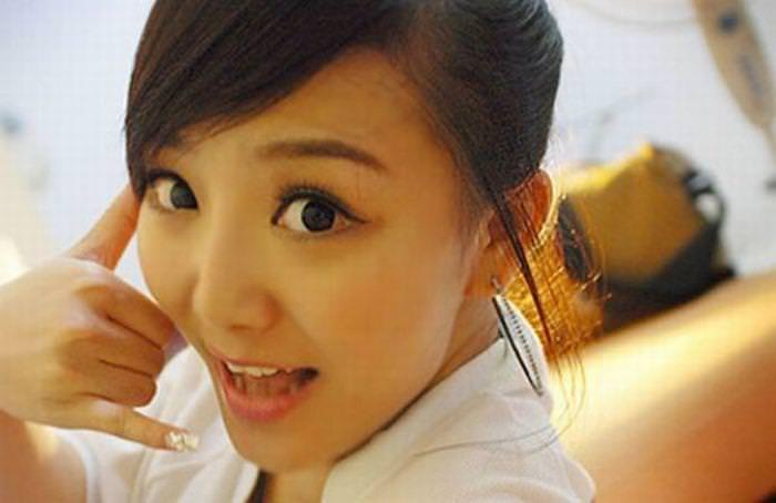 顔面ドアップ韓国整形美人たちの可愛い笑顔www 0642