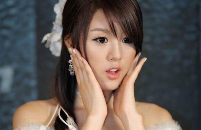 顔面ドアップ韓国整形美人たちの可愛い笑顔www 0646