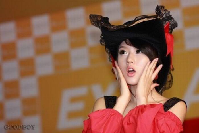 顔面ドアップ韓国整形美人たちの可愛い笑顔www 0651