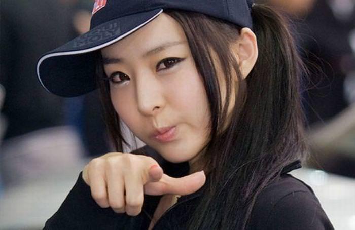 顔面ドアップ韓国整形美人たちの可愛い笑顔www 0652