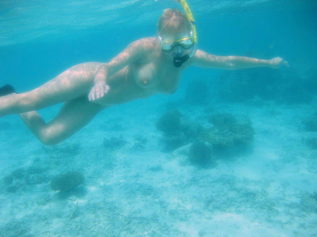 母なる海とマンコの穴が繋がったwwww 1804