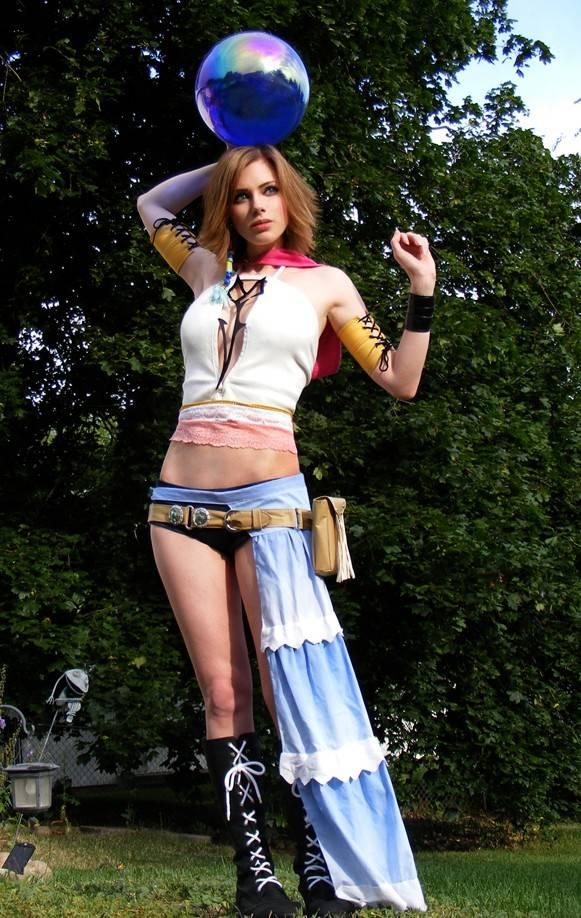 【外人コスプレエロ画像】『---❖キターーー!!』ゲームや映画の衣装をまとったコスプレイヤーが乳でかすぎて困る件!!!!!!! 1 131