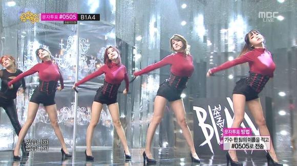 【韓国人エロアイドル】『パンティーとか余裕で見せちゃうアジアンビューティーが股間を熱くするよ、、、、、』 10 70