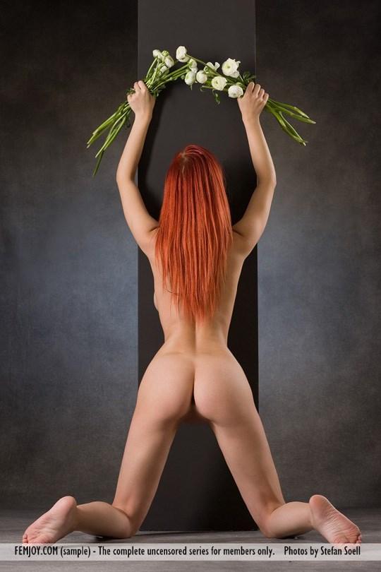 【ヌードモデル】『チェコモデルのアリエル(゚∀゚)キタコレ!!』ウエスト引き締まった外人のエロ画像がマジでエロ杉注意ーーー❖ 10 83