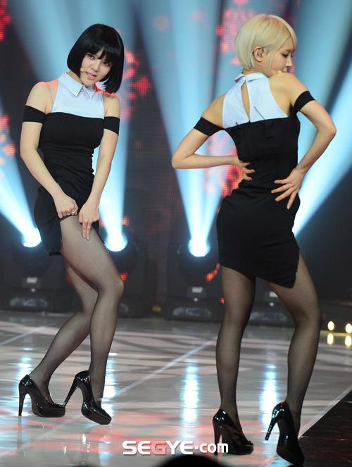 ---❖(゚∀゚)キタコレ!!ー韓国アイドルのエロ美脚がとんでもなくエロいぞwwwwww 12 108