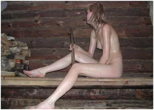 サウナに入るロシア人、全裸で男と女が一緒に入るなんてとんでもなく羨ましいwwww 19 18