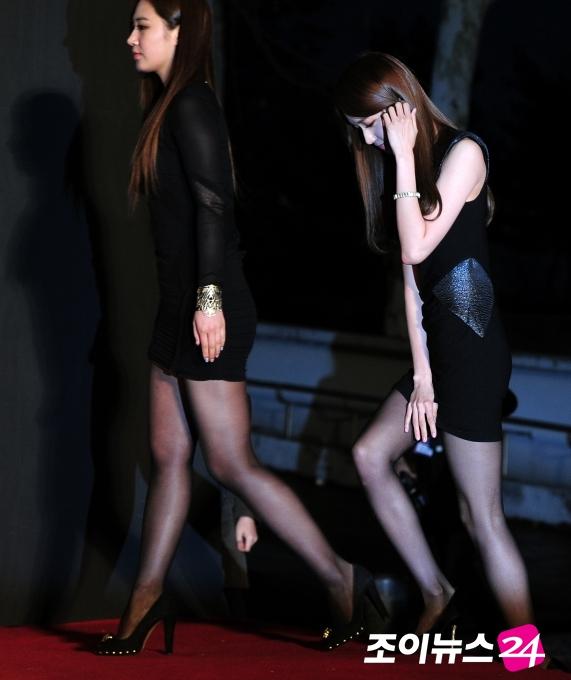 ---❖(゚∀゚)キタコレ!!ー韓国アイドルのエロ美脚がとんでもなくエロいぞwwwwww 2 129