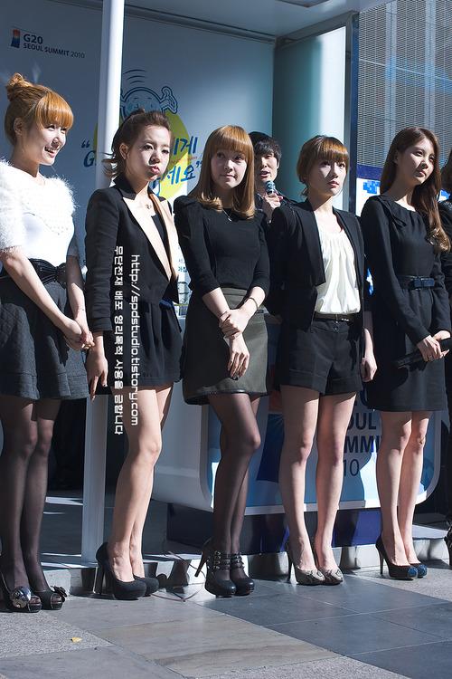 ---❖(゚∀゚)キタコレ!!ー韓国アイドルのエロ美脚がとんでもなくエロいぞwwwwww 24 76