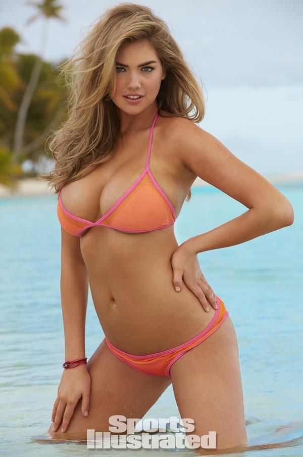 【ケイト・アプトン】『アメリカのモデル(゚∀゚)キタコレ!!』ダイナミックなエロエロボディーで水着が食い込んじゃうwwwwwww 25 46