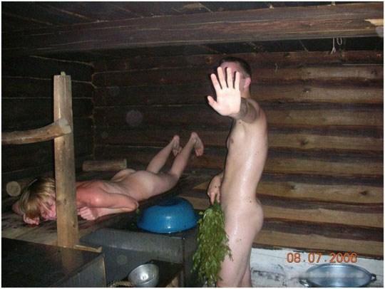 サウナに入るロシア人、全裸で男と女が一緒に入るなんてとんでもなく羨ましいwwww 28 12