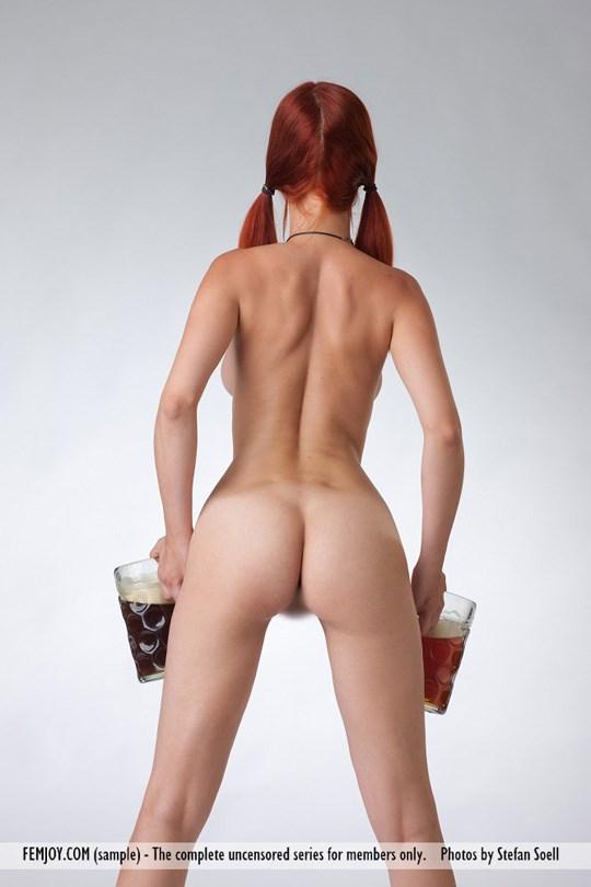 【ヌードモデル】『チェコモデルのアリエル(゚∀゚)キタコレ!!』ウエスト引き締まった外人のエロ画像がマジでエロ杉注意ーーー❖ 4 94