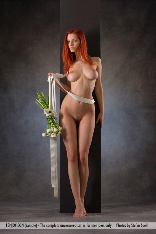 【ヌードモデル】『チェコモデルのアリエル(゚∀゚)キタコレ!!』ウエスト引き締まった外人のエロ画像がマジでエロ杉注意ーーー❖ 5 94