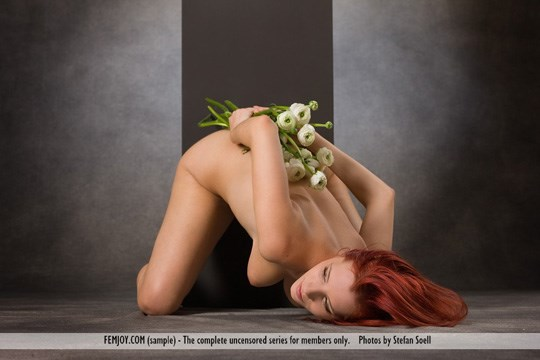 【ヌードモデル】『チェコモデルのアリエル(゚∀゚)キタコレ!!』ウエスト引き締まった外人のエロ画像がマジでエロ杉注意ーーー❖ 9 83