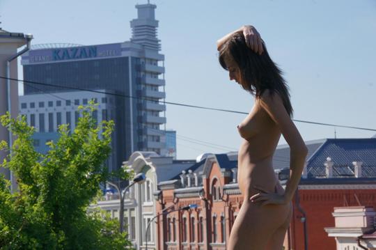 【海外ロシアヌードグラビア撮影】『超SSS級美少女』すっげ~カワイ子ちゃんネットで発見!!後ろからのアングルでオマンコ●見せwwww 33 4