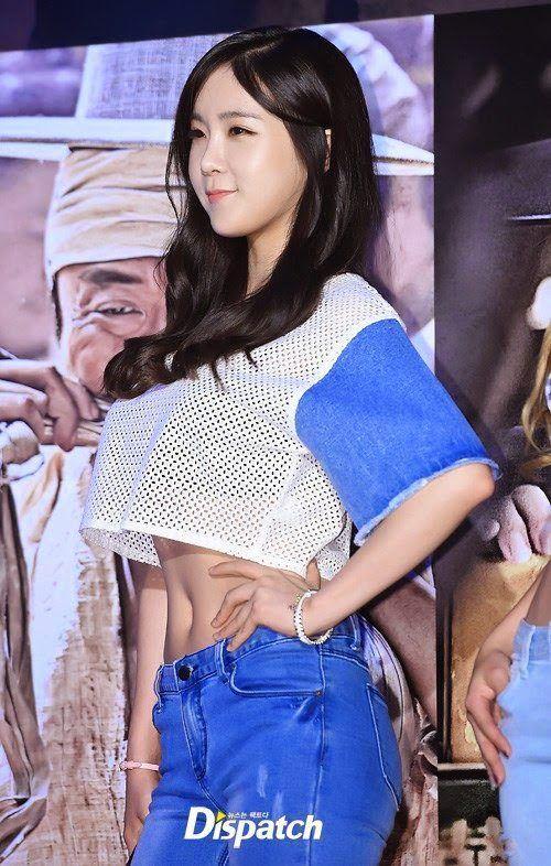 【韓国K POP】『美尻ふりまくり~~~!!』超やばいwスレンダー美女たちが見せるケツ割れがたまらんのwwww 4 16