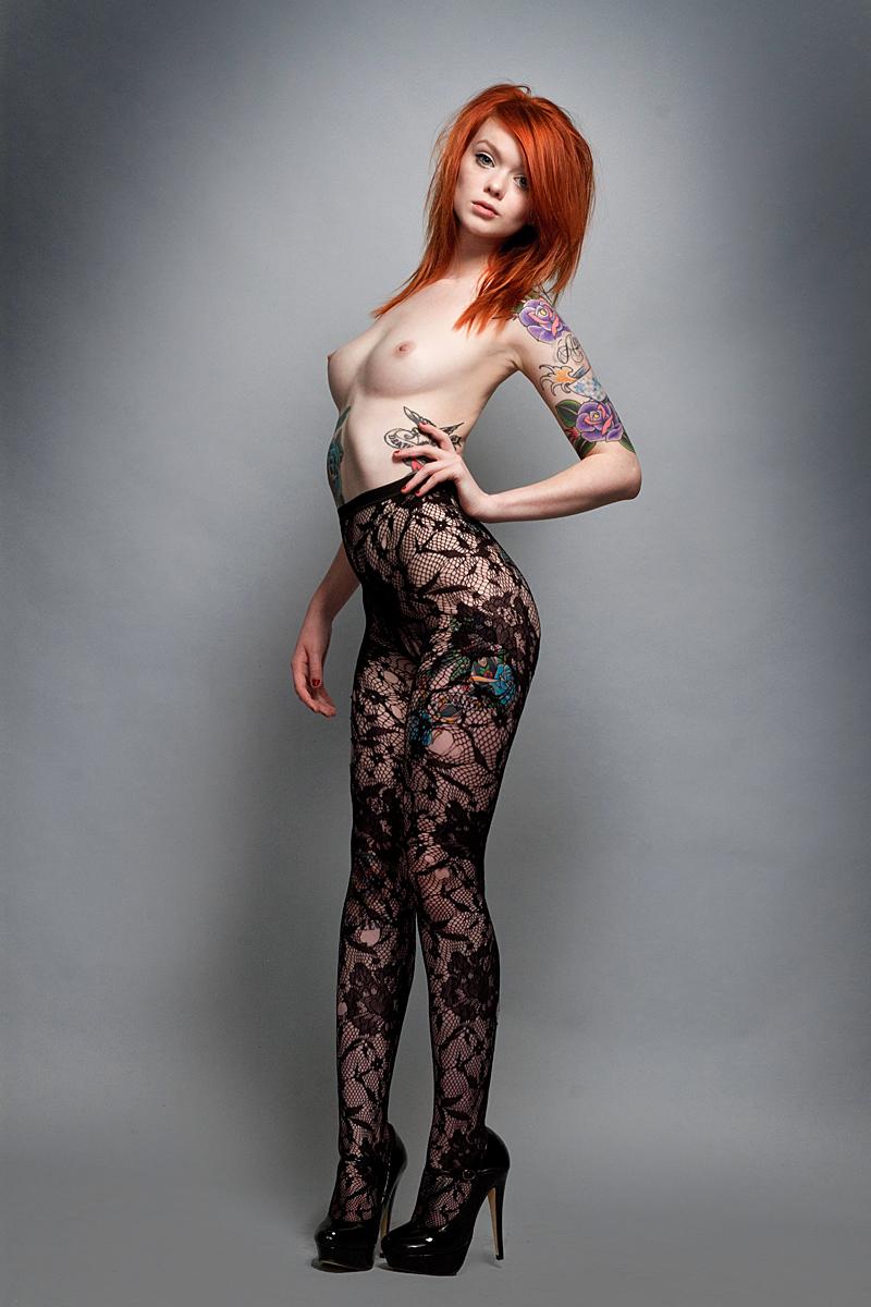 【これぞ外人!!】『入れ墨タトゥーいれまくりwww』超色っぽい極上美女たちが全身墨入れて気合い入れまくりwwwwwwwwwwwww 42 31