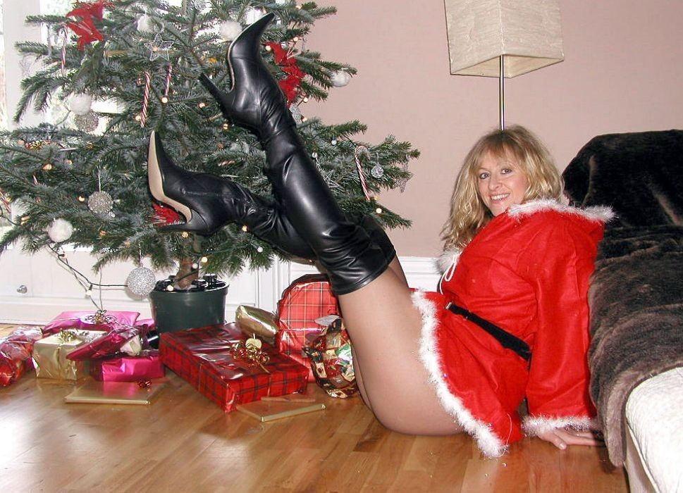 【勃起回避不能w】『サンタクロースエロすぎるだろw』外国人がクリスマスでおふざけしちゃうエロ画像wwwww 20 94