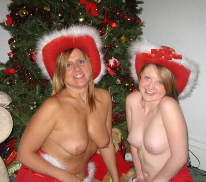 【勃起回避不能w】『サンタクロースエロすぎるだろw』外国人がクリスマスでおふざけしちゃうエロ画像wwwww 24 94