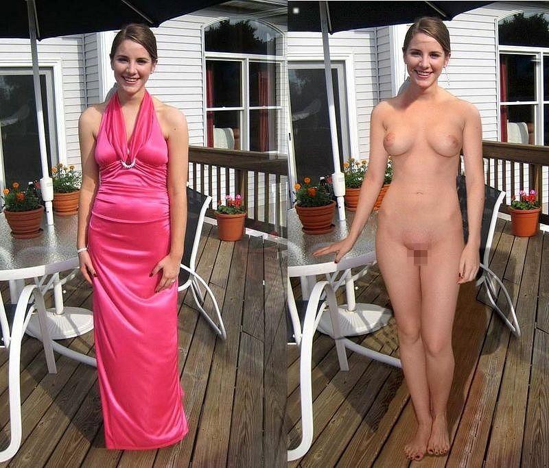 着衣劇的ビフォーアフターwなんかすごく興奮できるぞwwwエロしこな外国人ポルノ写真集wwwww 27 78