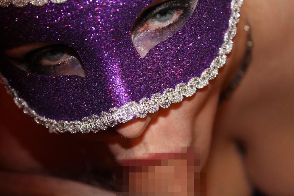 【仮面をつけたSSS級美女】((((;゚Д゚))))ガクガクブルブル何か異様な雰囲気で怖いけどエロいぞ~~~~ 10 43