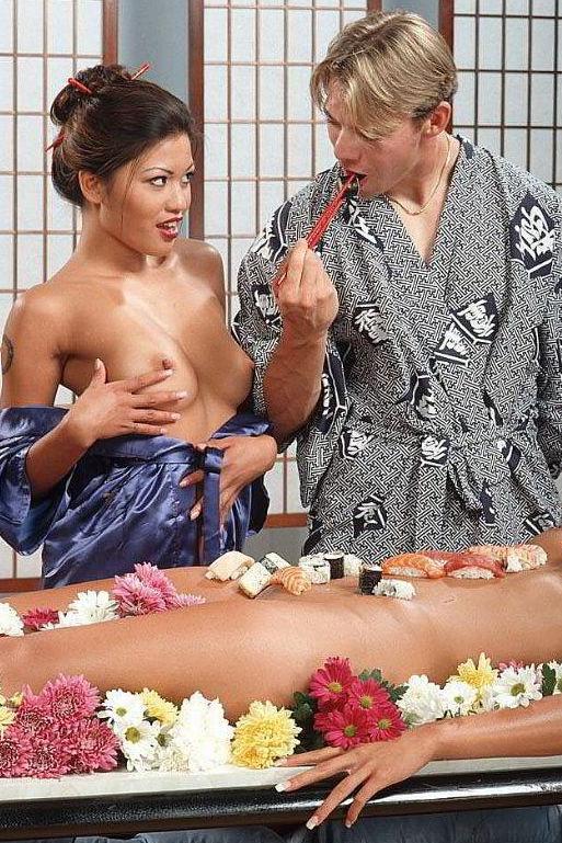 ーーーーー❖超レア画像ww女体盛りされちゃう外国人ポルノエロ画像wwwww 11 132