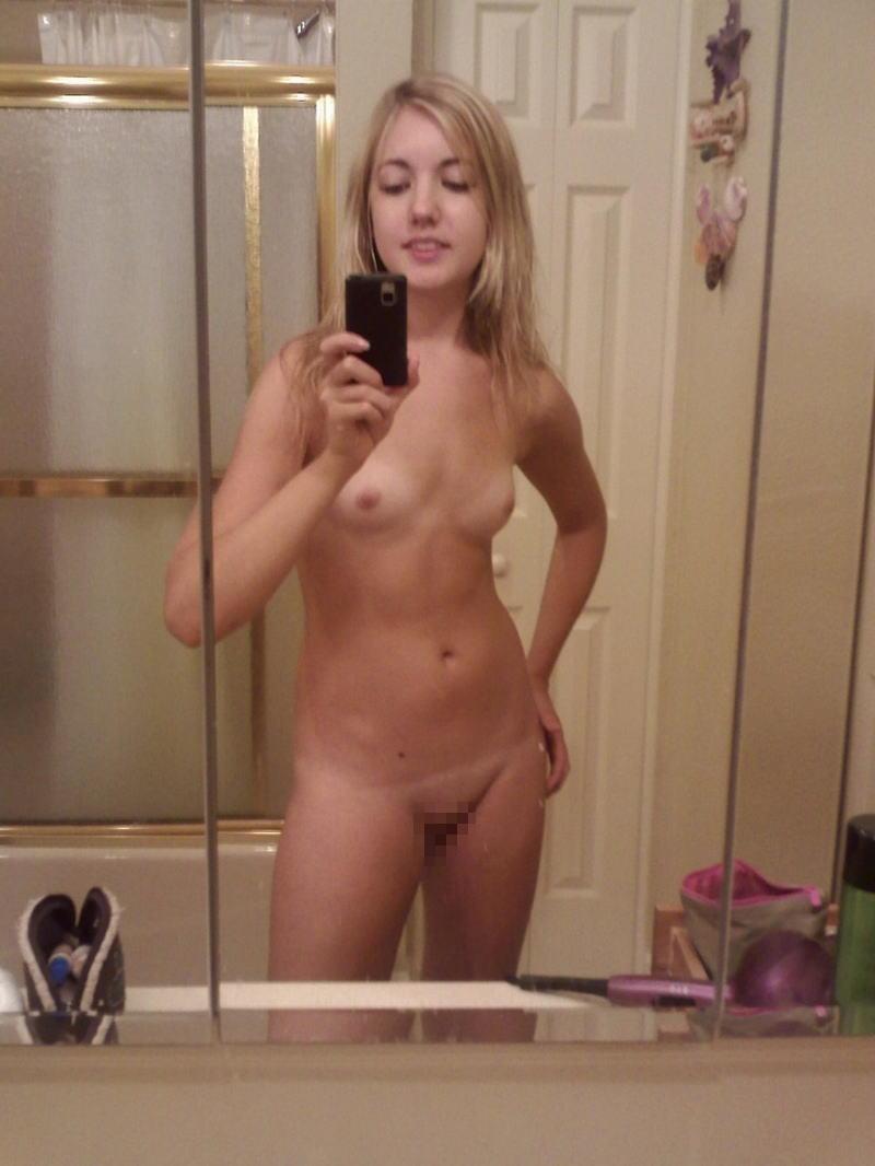【童顔美少女ちっぱいエロ画像】外人幼顔が全裸でちっぱい貧乳見せまくり!!!!! 25 6