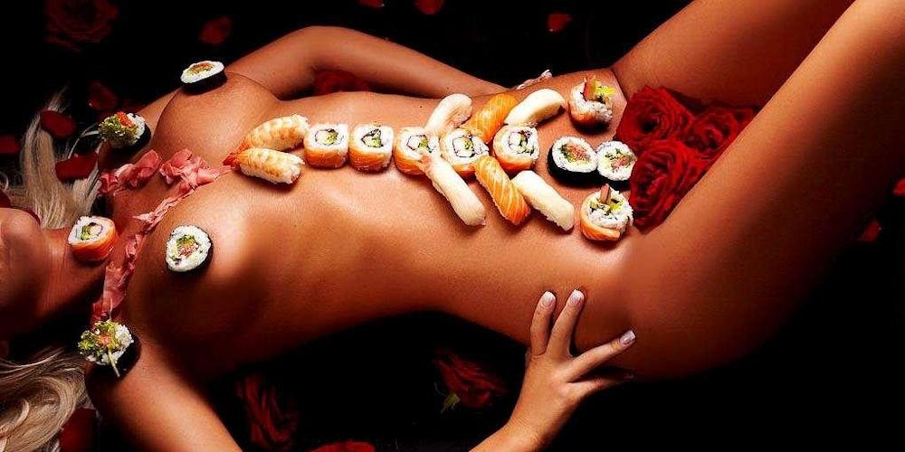 ーーーーー❖超レア画像ww女体盛りされちゃう外国人ポルノエロ画像wwwww 33 95
