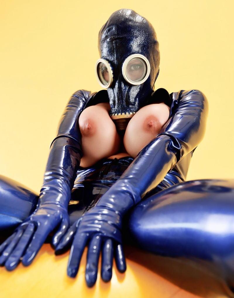なんじゃ!!?これヤバwwwーーー❖毒ガスマスクしてセックスするド変態外国人のポルノエロ画像wwwwwww 8 32