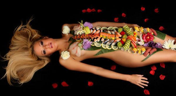 ーーーーー❖超レア画像ww女体盛りされちゃう外国人ポルノエロ画像wwwww 9 132