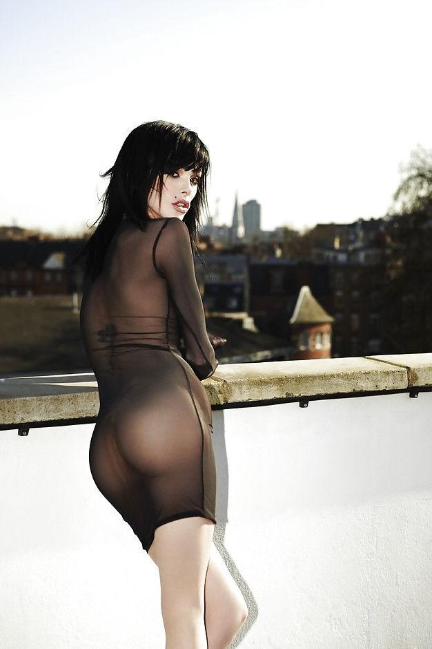 がいこくじんエロ画像wノーブラでスケスケドレスまとうSSS級美女がエロすぎるぞ~~~~ 16 34
